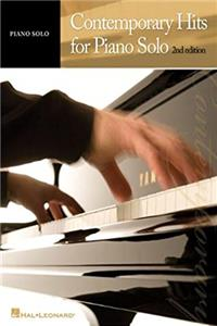 Contemporary Hits for Piano Solo epub
