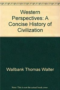 Western perspectives;: A concise history of civilization epub