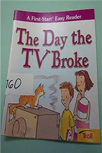 The Day the Tv Broke (Troll First-start Easy Reader) epub