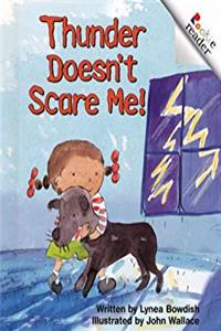 Thunder Doesn't Scare Me! (Rookie Readers) epub
