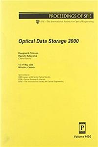 Optical Data Storage 2000: Pprs 14-17 May 2000 (SPIE proceedings series) epub