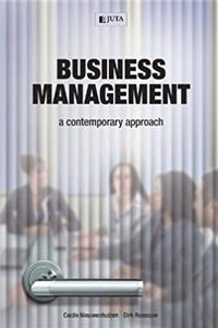 Business Management: A Contemporary Approach epub