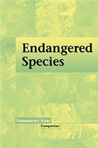 Endangered Species (Contemporary Issues Companion) epub