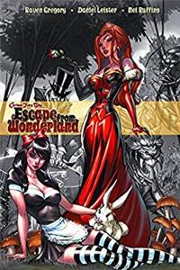 Escape From Wonderland epub