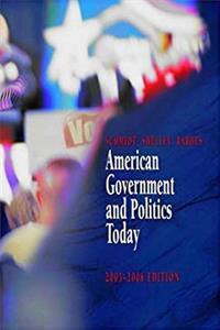 American Government and Politics Today, 2005-2006 (with PoliPrep) (Available Titles CengageNOW) epub