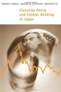 Financial Policy and Central Banking in Japan epub