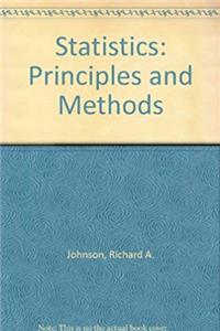 Statistics: Principles and Methods epub