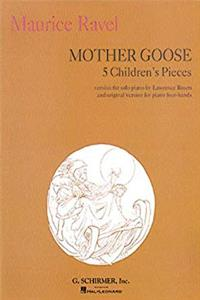 Mother Goose Suite (Five Children's Pieces): Piano Solo or Duet epub