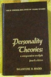 Personality theories: A comparative analysis (The Dorsey series in psychology) epub