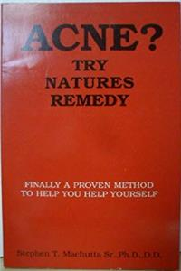Acne Try Nature's Remedy epub
