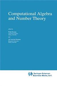 Computational Algebra and Number Theory (Mathematics and Its Applications) epub