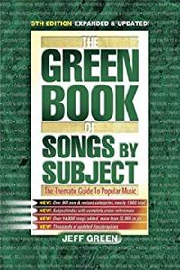 The Green Book of Songs by Subject: The Thematic Guide to Popular Music epub