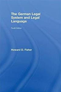 The German Legal System and Legal Language epub