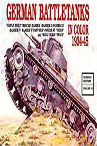 German Battle Tanks in Color: (Schiffer Military) epub